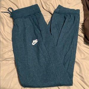 Fleece-lined Nike Sweatpants